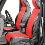 2004 Jeep Wrangler Seat Covers