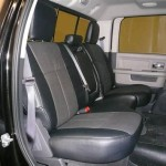 2006 Dodge Ram 2500 Leather Seat Covers