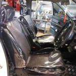 Clear Plastic Auto Seat Covers