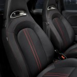 Fiat 500 Abarth Seat Covers