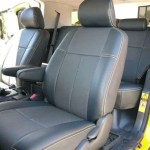 Fj Cruiser Leather Seat Covers