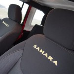 Jeep Wrangler Sahara Seat Covers