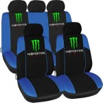 Monster Energy Car Seat Covers Automotive Accessories