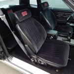 Monte Carlo Ss Seat Covers