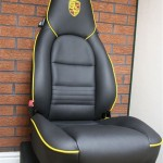 Porsche Leather Seat Covers