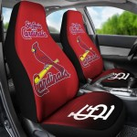 St Louis Cardinals Seat Covers