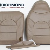 2000 Ford F350 Leather Seat Covers