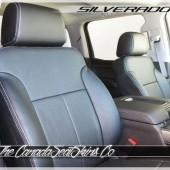 2018 Chevrolet Silverado 2500hd Seat Covers