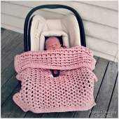 Car Seat Cover Pattern Free Crochet