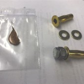 Kohler Toilet Seat Bolt Kit