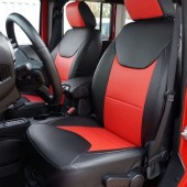 Leather Seat Covers For Jeep Wrangler