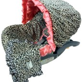 Leopard Car Seat Covers Baby